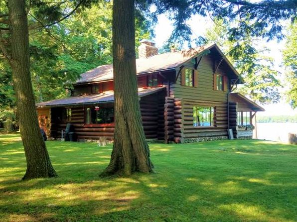 7 bed 4 bath Single Family at 7233 Big Lake Rd Land O Lakes, WI, 54540 is for sale at 1.40m - 1 of 20