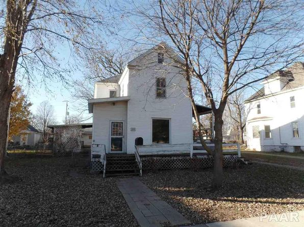6 bed 3 bath Single Family at 1213 N Finney St Chillicothe, IL, 61523 is for sale at 35k - 1 of 6