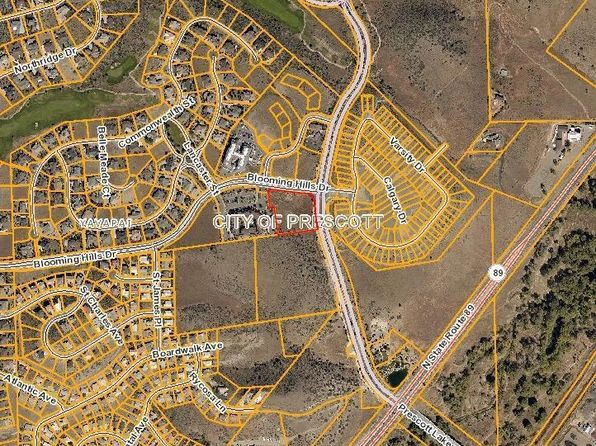 null bed null bath Vacant Land at 2175 Blooming Hills Dr Prescott, AZ, 86301 is for sale at 1.05m - google static map