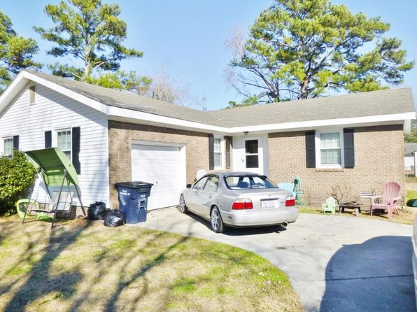 3 bed 2 bath Single Family at 116 Carolina Cir Jacksonville, NC, 28546 is for sale at 110k - 1 of 26