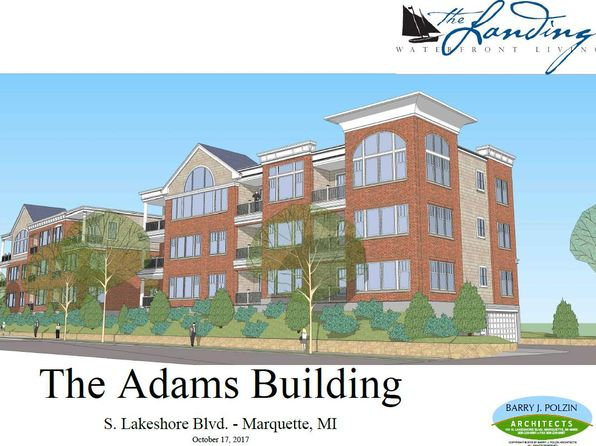 2 bed 2 bath Condo at 500 S Lakeshore Blvd Marquette, MI, 49855 is for sale at 445k - 1 of 4