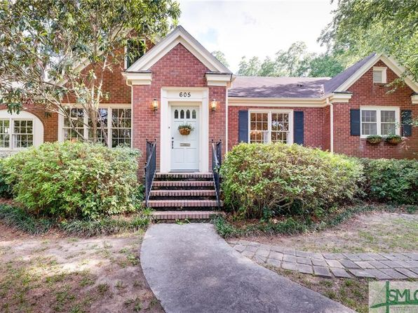 4 bed 3 bath Single Family at 605 E 57th St Savannah, GA, 31405 is for sale at 399k - 1 of 30