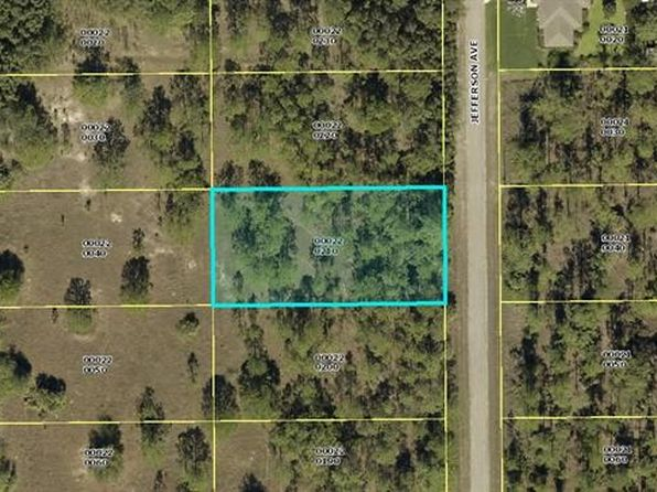 null bed null bath Vacant Land at 1317 Jefferson Ave Lehigh Acres, FL, 33972 is for sale at 6k - google static map