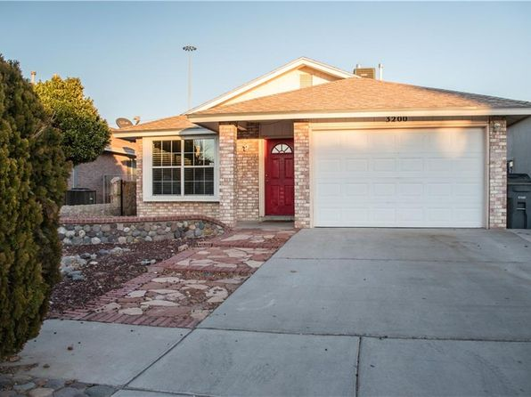 3 bed 2 bath Single Family at 3200 MANNY AGUILERA DR EL PASO, TX, 79936 is for sale at 106k - 1 of 21