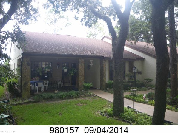 2 bed 2 bath Single Family at 6432 NATURE PRESERVE LN SPRING HILL, FL, 34606 is for sale at 115k - google static map
