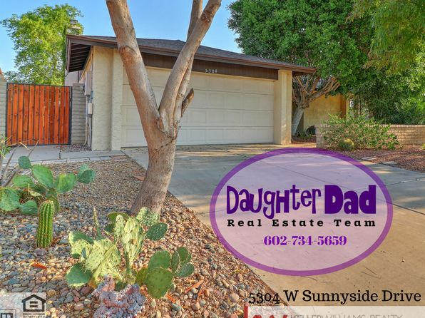 3 bed 2 bath Single Family at 5304 W Sunnyside Dr Glendale, AZ, 85304 is for sale at 240k - 1 of 35