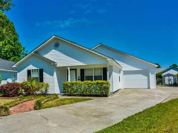 3 bed 2 bath Single Family at 7989 Short Needle Ct Murrells Inlet, SC, 29576 is for sale at 160k - 1 of 25
