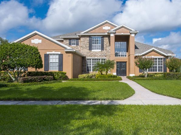 5 bed 3 bath Single Family at 344 Green Ash Ln Sanford, FL, 32771 is for sale at 500k - 1 of 41