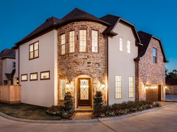 4 bed 4.5 bath Single Family at 1611 W Rose Terrace Ln Houston, TX, 77055 is for sale at 759k - 1 of 17