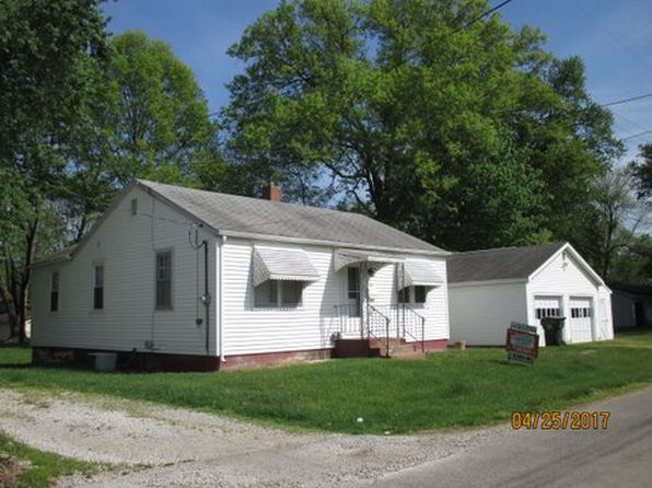 2 bed 1 bath Single Family at 810 N Franklin St Robinson, IL, 62454 is for sale at 47k - 1 of 8