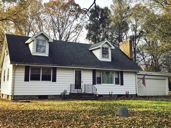 3 bed 2 bath Single Family at 2512 Park Rd Eau Claire, MI, 49111 is for sale at 170k - 1 of 23