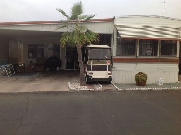 1 bed 1 bath Mobile / Manufactured at 400 N Plaza Dr Apache Junction, AZ, 85120 is for sale at 35k - 1 of 15