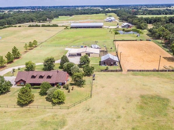 3 bed 3 bath Single Family at 1875 E Blackjack Rd Pilot Point, TX, 76258 is for sale at 800k - 1 of 35