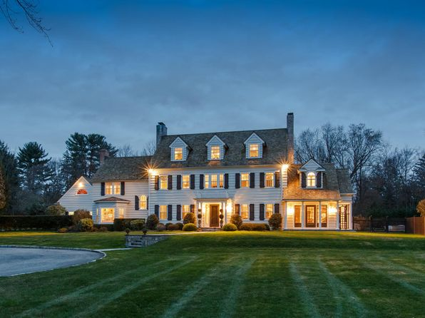 5 bed 7 bath Single Family at 913 Ponus Rdg New Canaan, CT, 06840 is for sale at 2.98m - 1 of 32