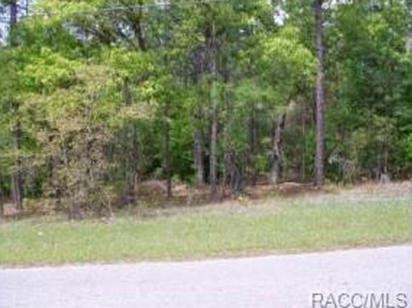 null bed null bath Vacant Land at 5490 S ASHLEY TER INVERNESS, FL, 34452 is for sale at 22k - 1 of 3