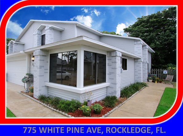 3 bed 3 bath Townhouse at 755 White Pine Ave Rockledge, FL, 32955 is for sale at 170k - 1 of 20