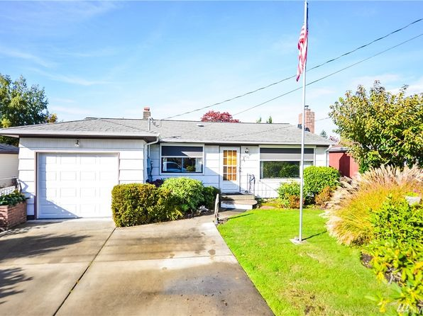 3 bed 1 bath Single Family at 8428 E E St Tacoma, WA, 98445 is for sale at 200k - 1 of 18