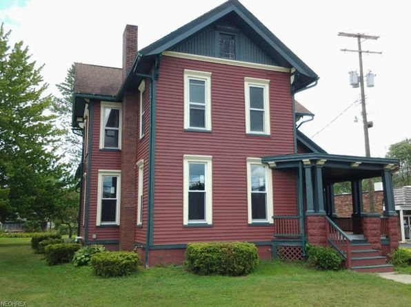 4 bed 1 bath Single Family at 116 S Chestnut St Jefferson, OH, 44047 is for sale at 75k - 1 of 27