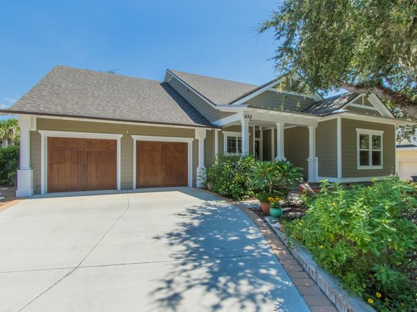 4 bed 3 bath Single Family at 470 Ocean Forest Dr Saint Augustine, FL, 32080 is for sale at 689k - 1 of 29