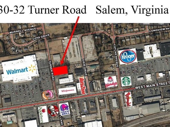 null bed null bath Vacant Land at 30 Turner Rd Salem, VA, 24153 is for sale at 60k - google static map
