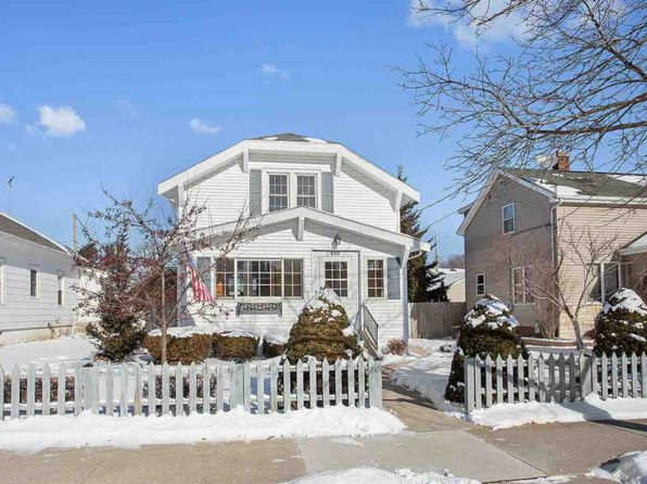 3 bed 2 bath Single Family at 610 New York Ave Manitowoc, WI, 54220 is for sale at 125k - 1 of 16