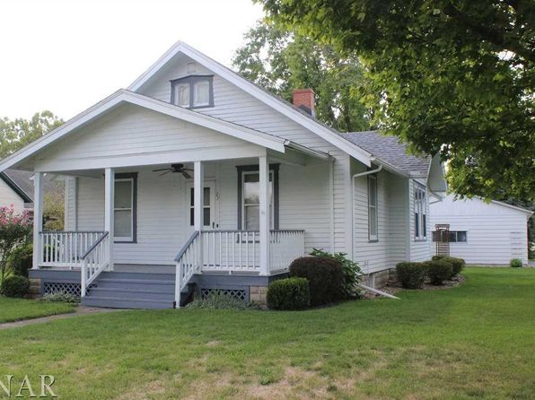 2 bed 1 bath Single Family at 27 Market St Gridley, IL, 61744 is for sale at 75k - 1 of 19