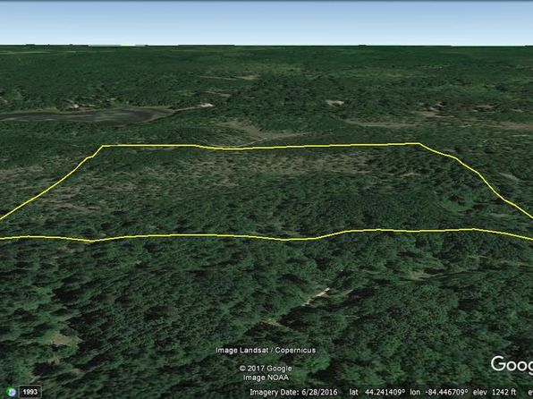 null bed null bath Vacant Land at  Rural Rte Saint Helen, MI, 48656 is for sale at 59k - 1 of 35