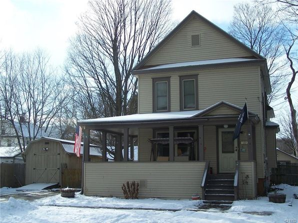 3 bed 2 bath Single Family at 3 Hamlin St Cortland, NY, 13045 is for sale at 143k - 1 of 25