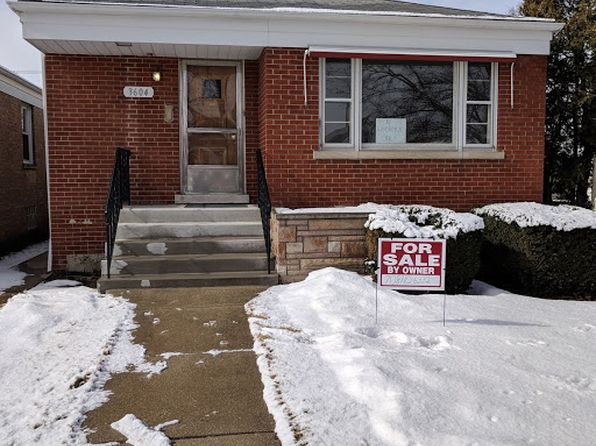 3 bed 1 bath Single Family at 3604 S 61st Ct Cicero, IL, 60804 is for sale at 175k - 1 of 15