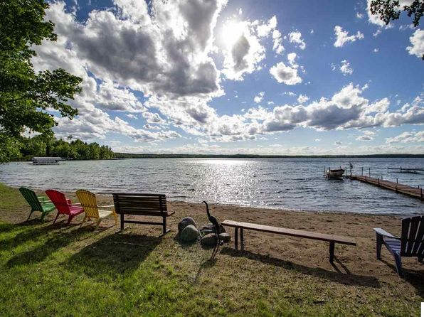 4 bed 1.5 bath Single Family at 18883 SUGAR LAKE TRL COHASSET, MN, 55721 is for sale at 445k - 1 of 18