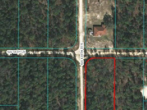 null bed null bath Vacant Land at  Rainbow Lakes Est Ocala, FL, 34476 is for sale at 12k - google static map