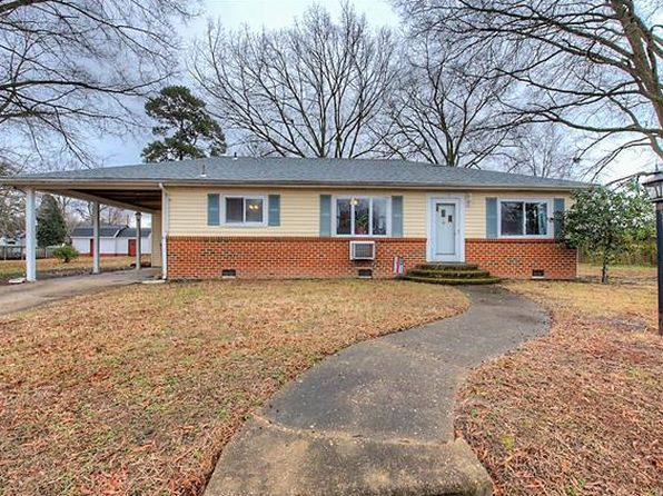 3 bed 1 bath Single Family at 3002 Norfolk St Hopewell, VA, 23860 is for sale at 122k - 1 of 21
