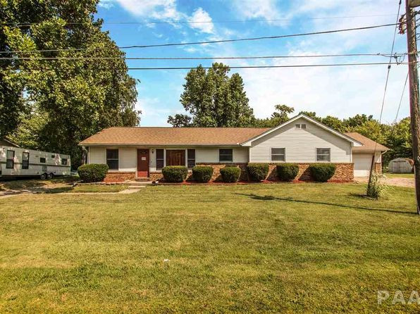 4 bed 1 bath Single Family at 128 Francis St Groveland, IL, 61535 is for sale at 135k - 1 of 32