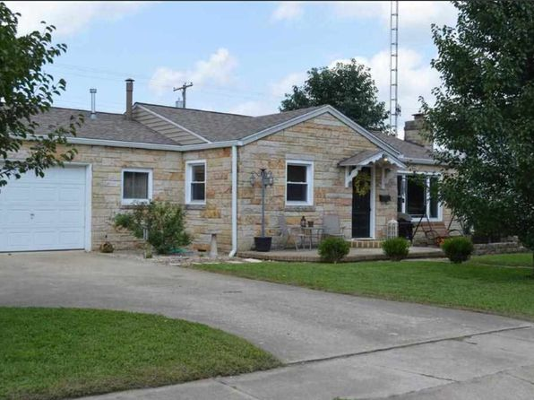 2 bed 1 bath Single Family at 815 W Grissom Ave Mitchell, IN, 47446 is for sale at 90k - 1 of 26