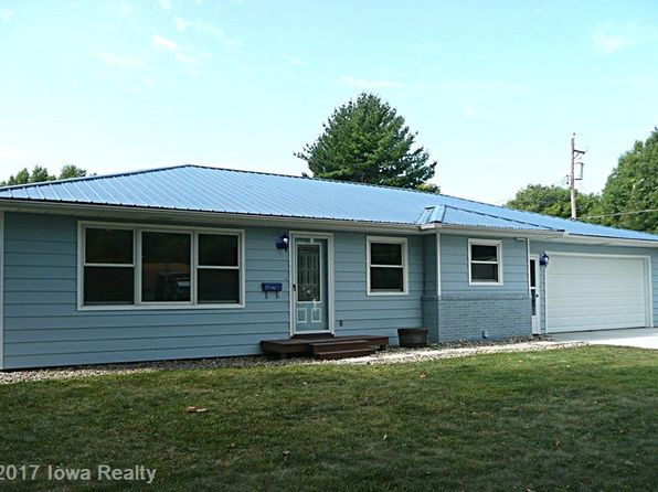 3 bed 2 bath Single Family at 1102 W Roosevelt St Knoxville, IA, 50138 is for sale at 125k - 1 of 7