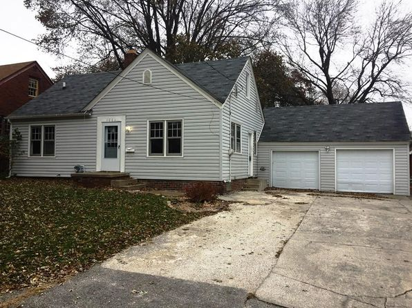 3 bed 2 bath Single Family at 1001 Thornton Ave Des Moines, IA, 50315 is for sale at 124k - 1 of 10