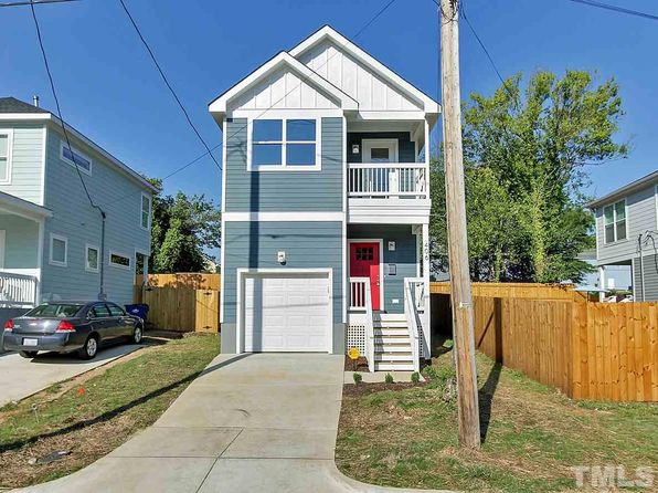 3 bed 3 bath Single Family at 406 Alston St Raleigh, NC, 27601 is for sale at 389k - 1 of 25