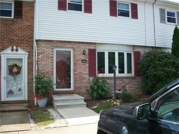 3 bed 1.5 bath Townhouse at 4224 Mohican Dr Schnecksville, PA, 18078 is for sale at 150k - 1 of 25