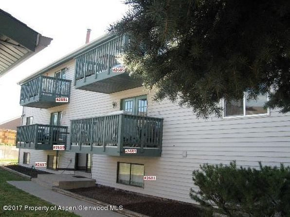 2 bed 1 bath Condo at 2687 Acacia Ave Rifle, CO, 81650 is for sale at 64k - 1 of 10