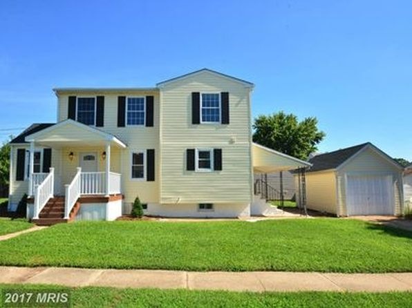 4 bed 4 bath Multi Family at 50 Mavista Ave Baltimore, MD, 21222 is for sale at 262k - 1 of 27