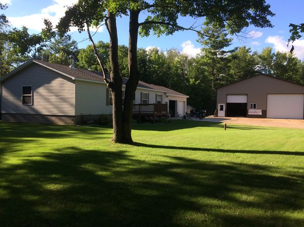 3 bed 2 bath Single Family at N1069 Kegama Rd Sarona, WI, 54870 is for sale at 200k - 1 of 22