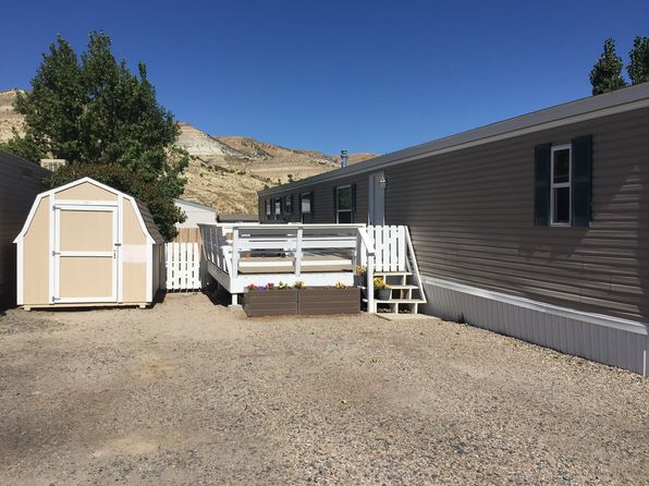 3 bed 2 bath Mobile / Manufactured at 166 Foothill Blvd Rock Springs, WY, 82901 is for sale at 36k - 1 of 8