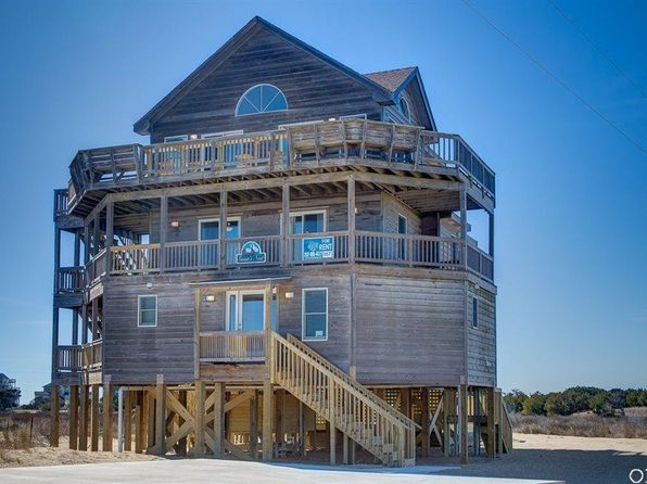 6 bed 5 bath Single Family at 22195 Green Lantern Ct Rodanthe, NC, 27968 is for sale at 520k - 1 of 25