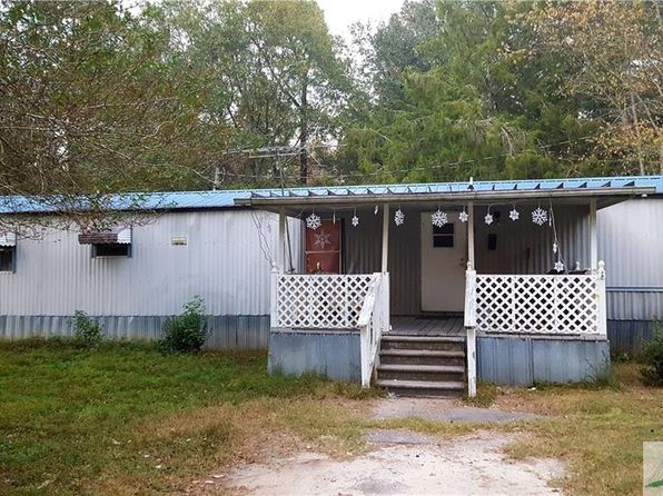 2 bed 2 bath Mobile / Manufactured at 117 George Edwards Rd Pembroke, GA, 31321 is for sale at 50k - 1 of 8