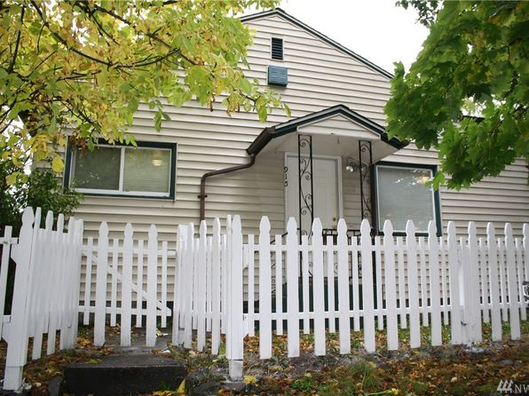 2 bed 1 bath Single Family at 915 S Grant Ave Tacoma, WA, 98405 is for sale at 210k - 1 of 13