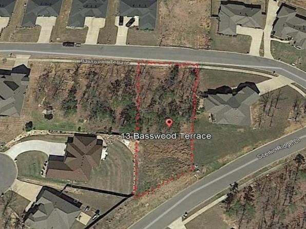 null bed null bath Vacant Land at 13 Basswood Ter Maumelle, AR, 72113 is for sale at 50k - 1 of 3