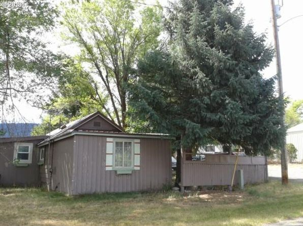 2 bed 1 bath Single Family at 345 W 3rd St Long Creek, OR, 97856 is for sale at 55k - 1 of 7