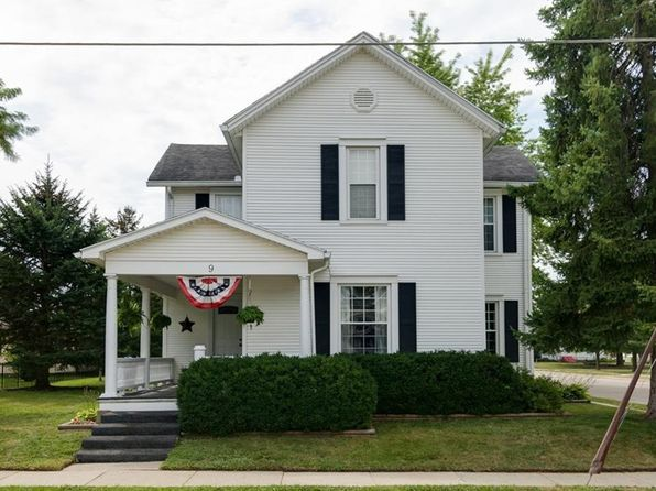3 bed 2 bath Single Family at 9 Walnut St Pleasant Hill, OH, 45359 is for sale at 149k - 1 of 31