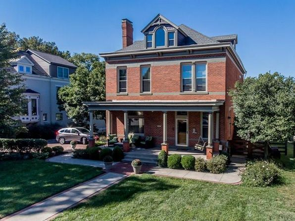 4 bed 4 bath Single Family at 223 N Fort Thomas Ave Fort Thomas, KY, 41075 is for sale at 749k - 1 of 30