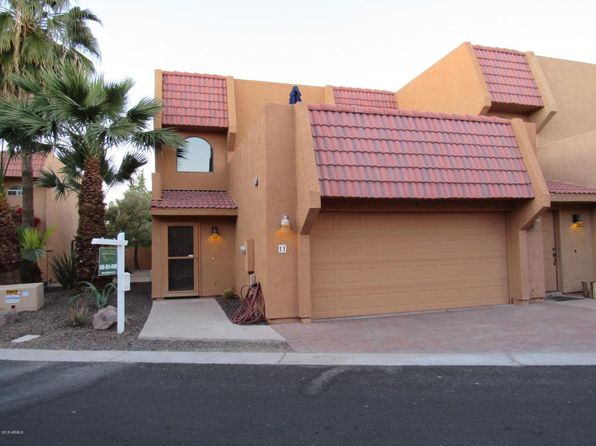3 bed 2.5 bath Townhouse at 2500 N Hayden Rd Scottsdale, AZ, 85257 is for sale at 287k - 1 of 15